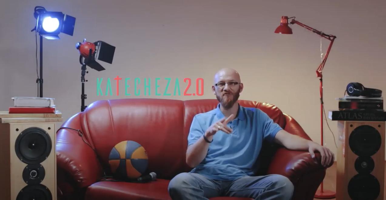 """Trailer pierwszego odcinka """"Katechezy 2.0"""""""
