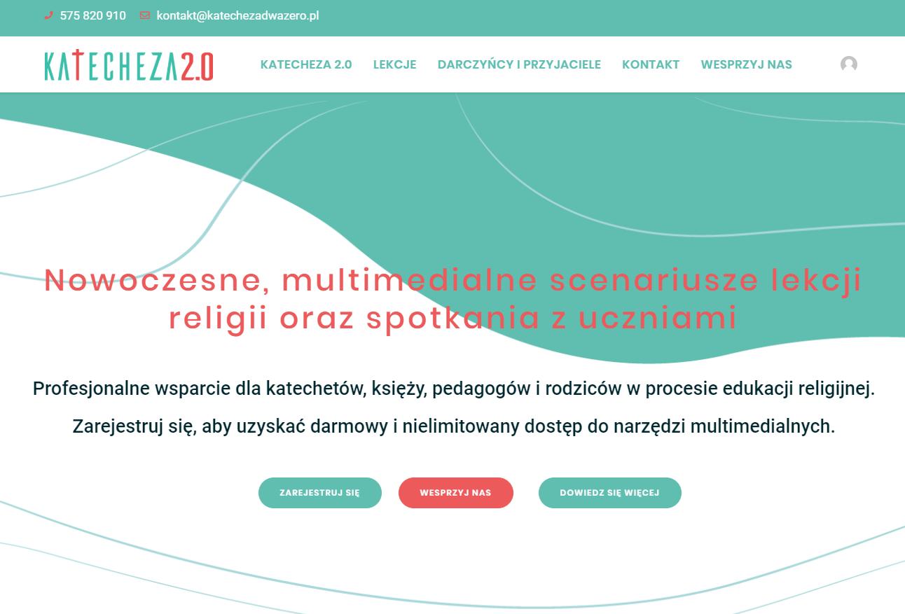 "Program ""Katecheza 2.0"" startuje!"