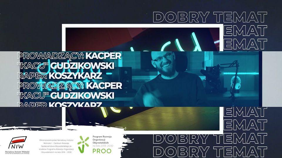 """Trwają prace nad projektem """"Dobry Temat"""" – pierwszym w Polsce zdalnym programem profilaktycznym"""